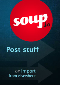 Logotipo de soup.io