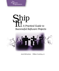 Ship It! el libro