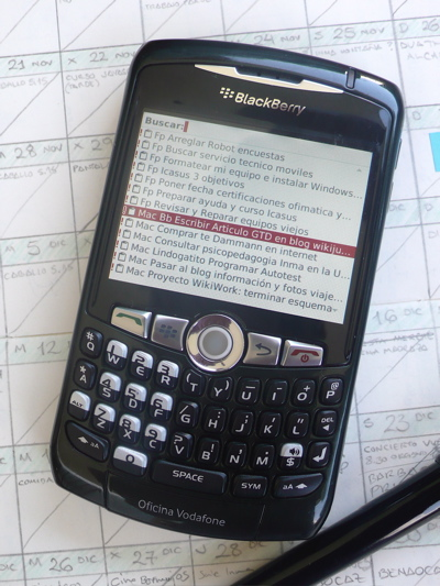 blackberry gtd