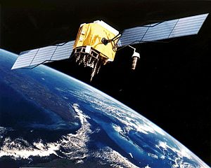 Satlite GPS - NASA