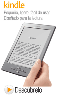 Amazon Kindle - Descbrelo