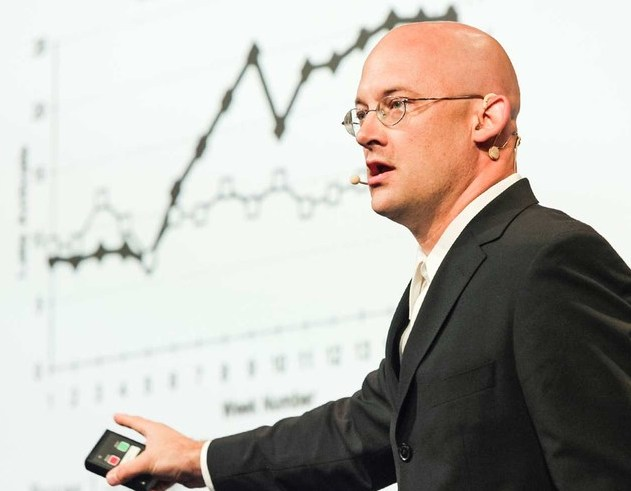 Clay Shirky en Ted Talk
